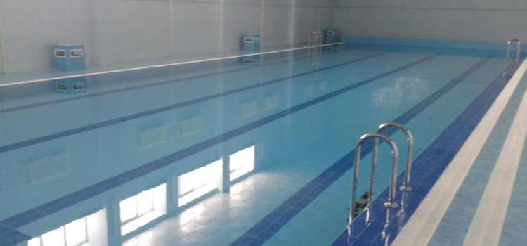 Белорецк — общественный бассейн