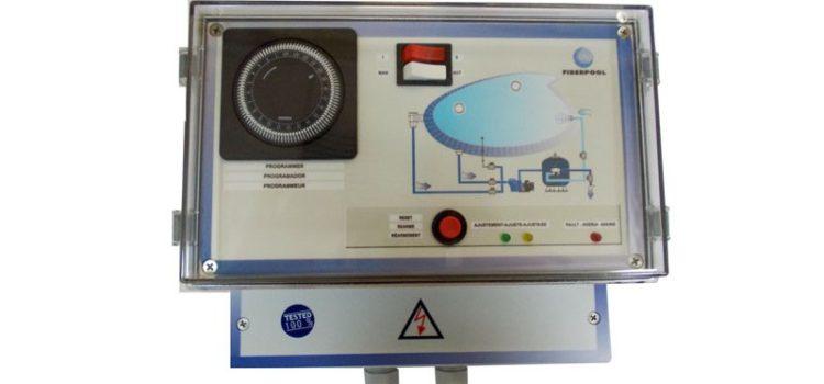 Панель управления системой автоматического долива
