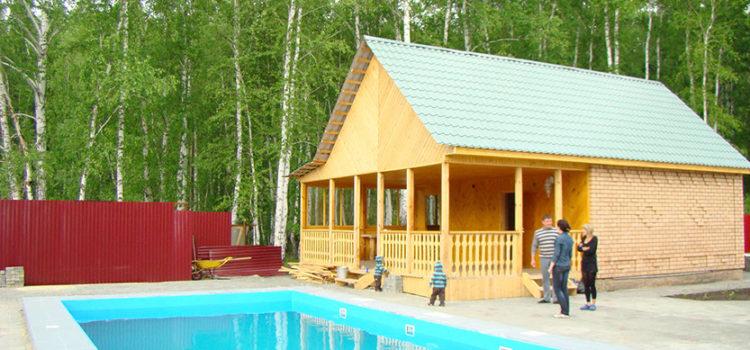 Строительство частного бассейна в Челябинске