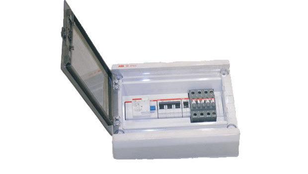Панели управления фильтрацией cо встроенными трансформаторами