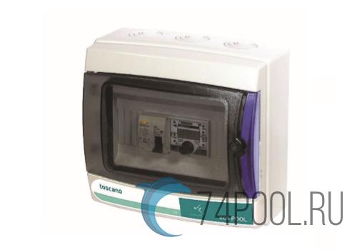 Панели управления фильтрацией Toscano ECO-POOL (230В) с таймером и Bluetooth