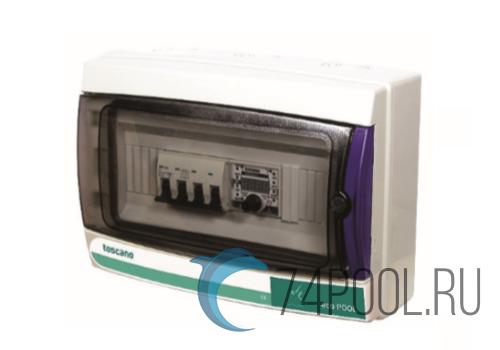 Панель управления фильтрацией Toscano ECO-POOL-400 D (380В) с таймером и Bluetooth