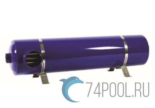Теплообменники Aquaviva серии HE, мощностью от 40 до 120 кВт