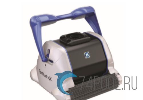 Электронный робот-пылесос ускоренного действия TIGERSHARK QC