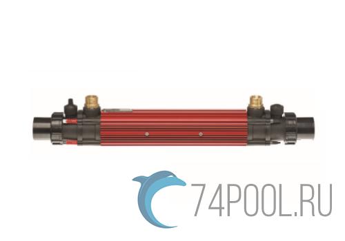 Теплообменник ELECRO G2 (30 кВт — 122 кВт) модельный ряд Titan и Incoloy