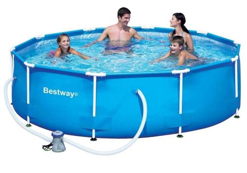Купить каркасный бассейн фирмы BestWay в Челябинске