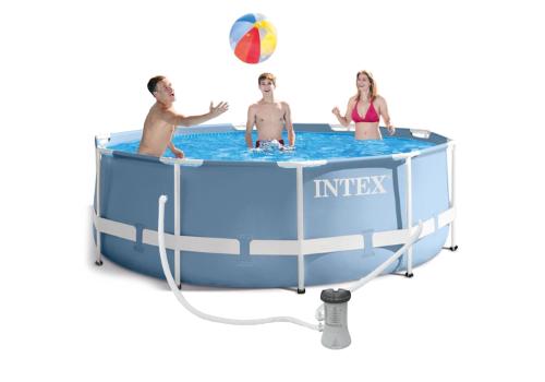 Купить каркасный бассейн фирмы INTEX в Челябинске