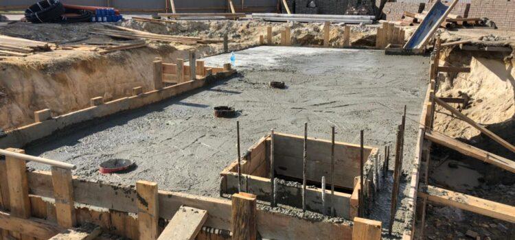 Работы по реконструкции в Когалыме идут полным ходом